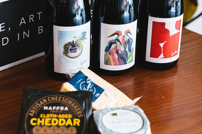 Small-Group of Wine and Cheese Pairing Tasting