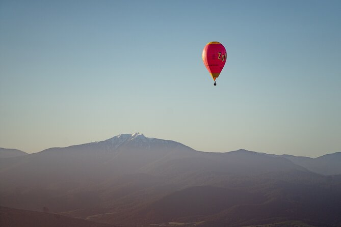Private Sunrise Balloon Flight over Mansfield