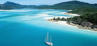 Package 4 East Coast  - Fraser island tour  / Whitsunday Sailing /  Reef Flight / Cape Tribulation tour