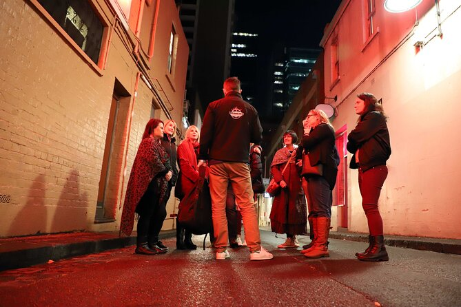 Small-Group Historical and Haunted Walking Tour of Melbourne
