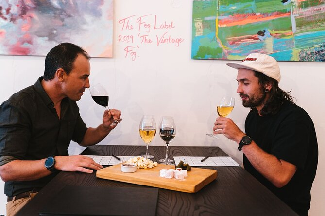 1-Hour Wine and Food Pairing Experience in Brisbane City