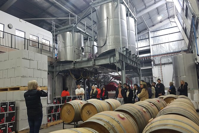 Canberra Small Group Winery Tour