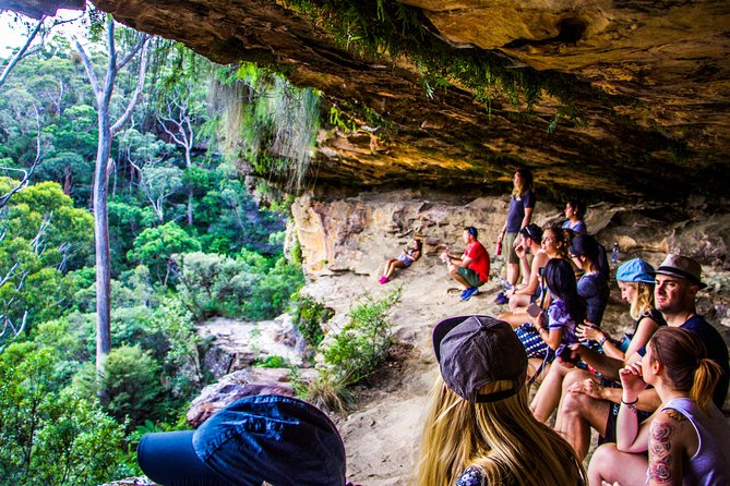 Blue Mountains Day Tour with Wildlife at Sunset from Sydney Lunch Included
