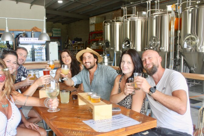 Hipster Sipster Brewery & Distillery Tour - Northern NSW
