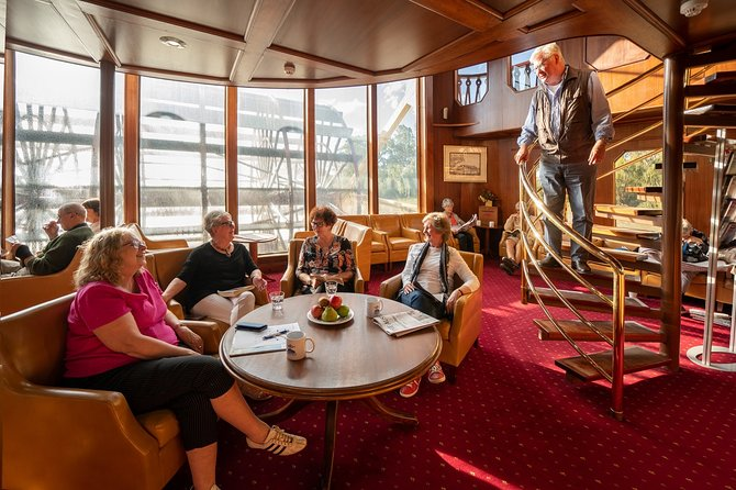 8 day Upper Murraylands Cruise on PS Murray Princess