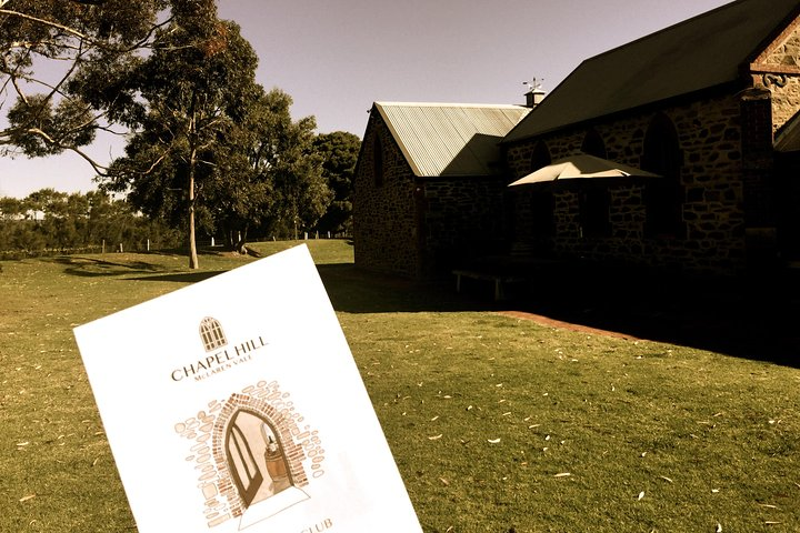 McLaren Vale Tour, visit up to 5 wineries with a great itinerary.