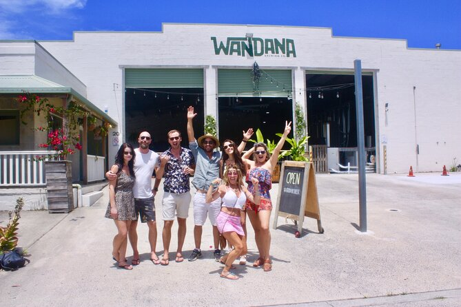 Brewery and Distillery Full-Day Tour in New South Wales