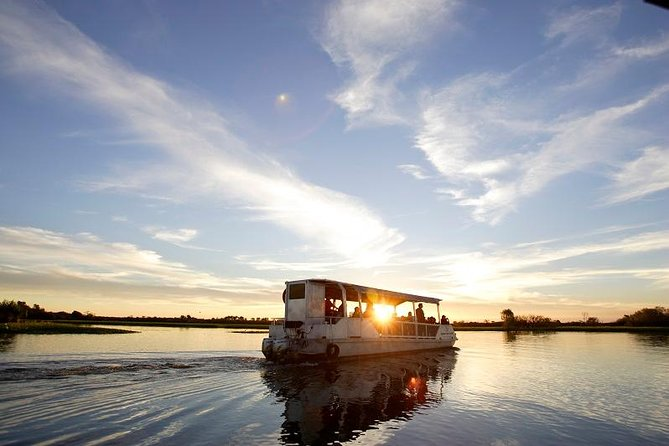Yellow Water Cruise - Kakadu