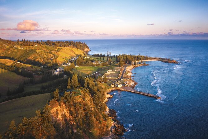 Norfolk Island Return Airport Transfers