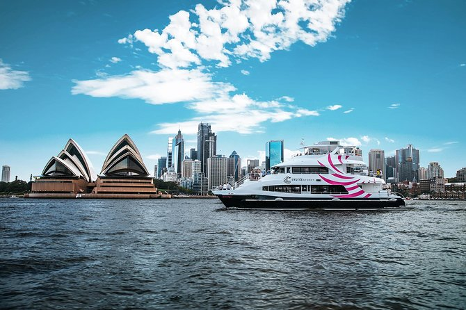 Journey Beyond Cruise Sydney Harbour - All inclusive Dinner Cruise