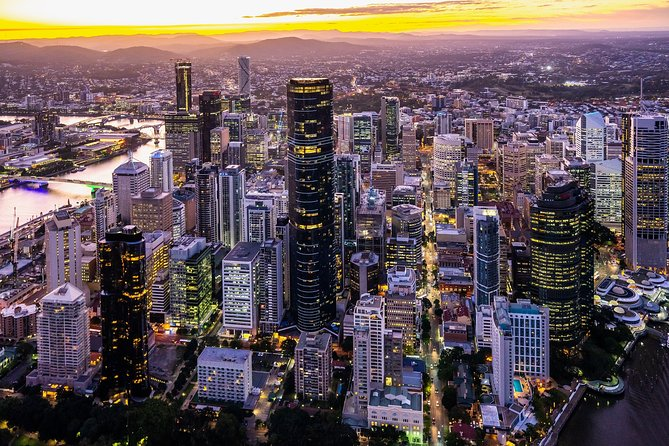 Brisbane City Helicopter Tour for One