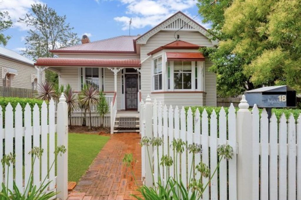 Bright Modern Cottage In the of Toowoomba