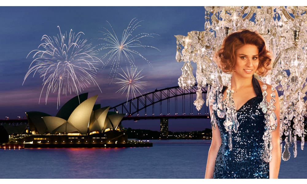 Opera Show on Sydney Harbour