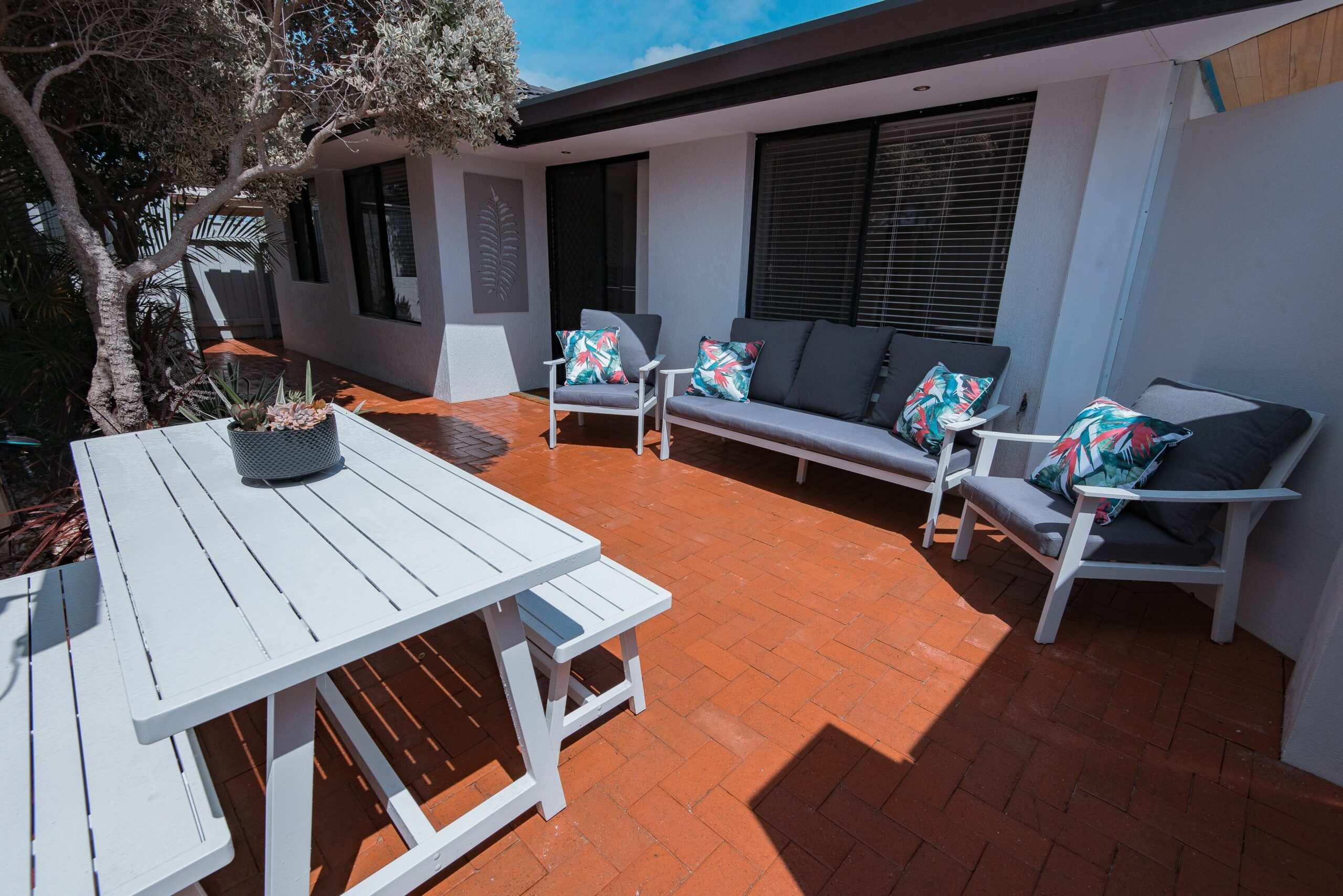 Private Mindarie Retreat With Garden Views, Walking Distance to Marina & Shops