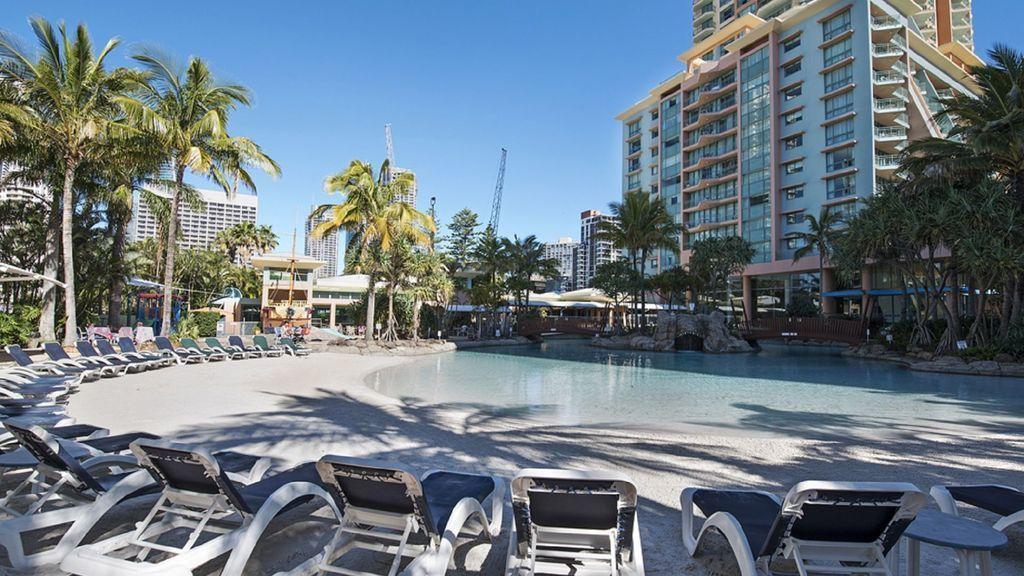 Crown Towers Resort – Surfers Paradise