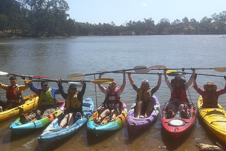 2-Hour Kayaking Experience in Barossa Valley