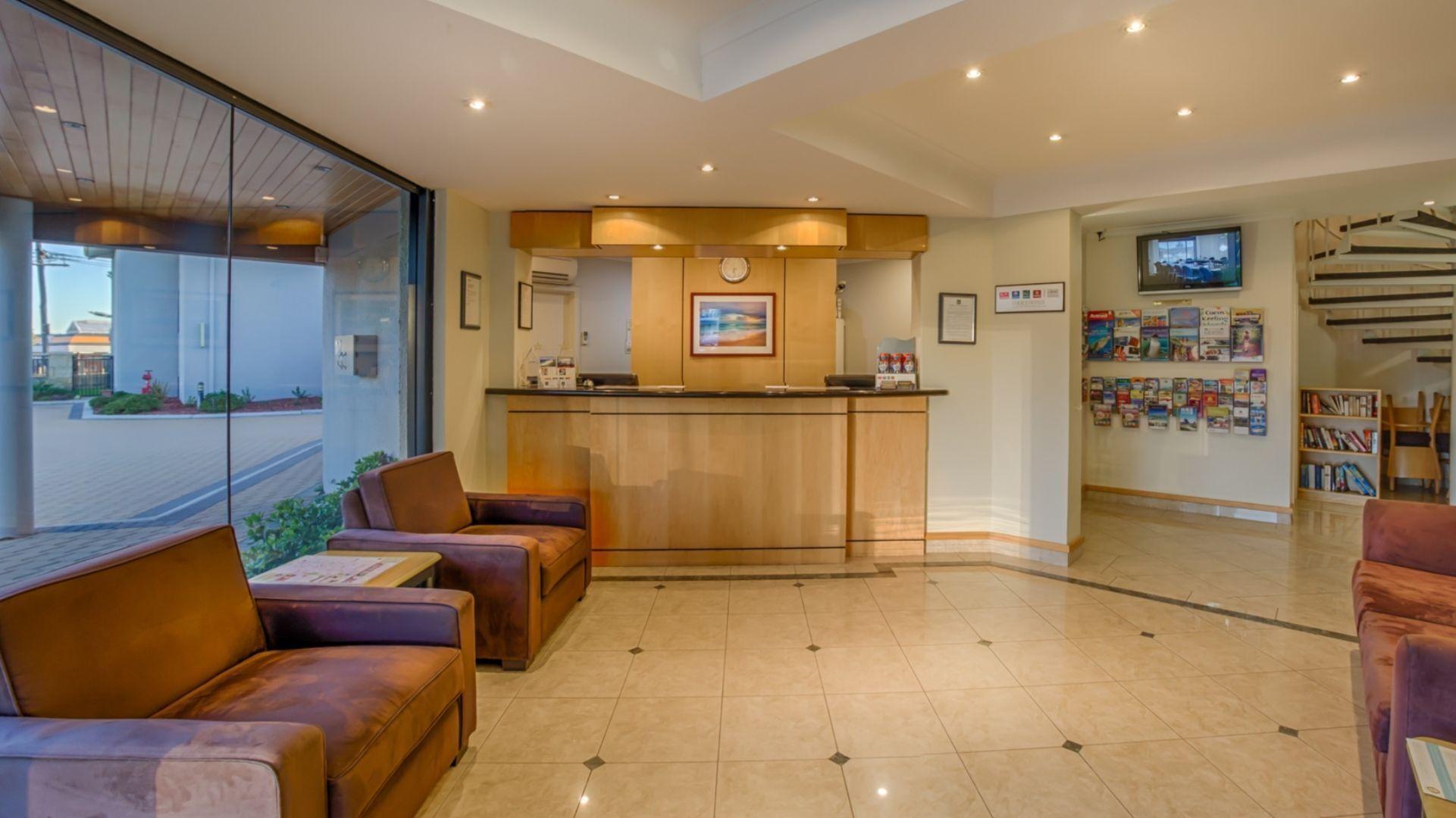 Oceanview 1 Bed Apartment @ Quality Resort Sorrento Beach