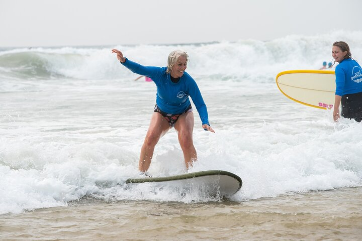 Private Surf Lesson on the Gold Coast for Women