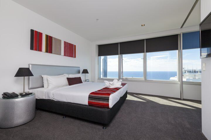 Iconic Q1 Resort & Spa Three Bedroom Apartment With Expansive Ocean Views