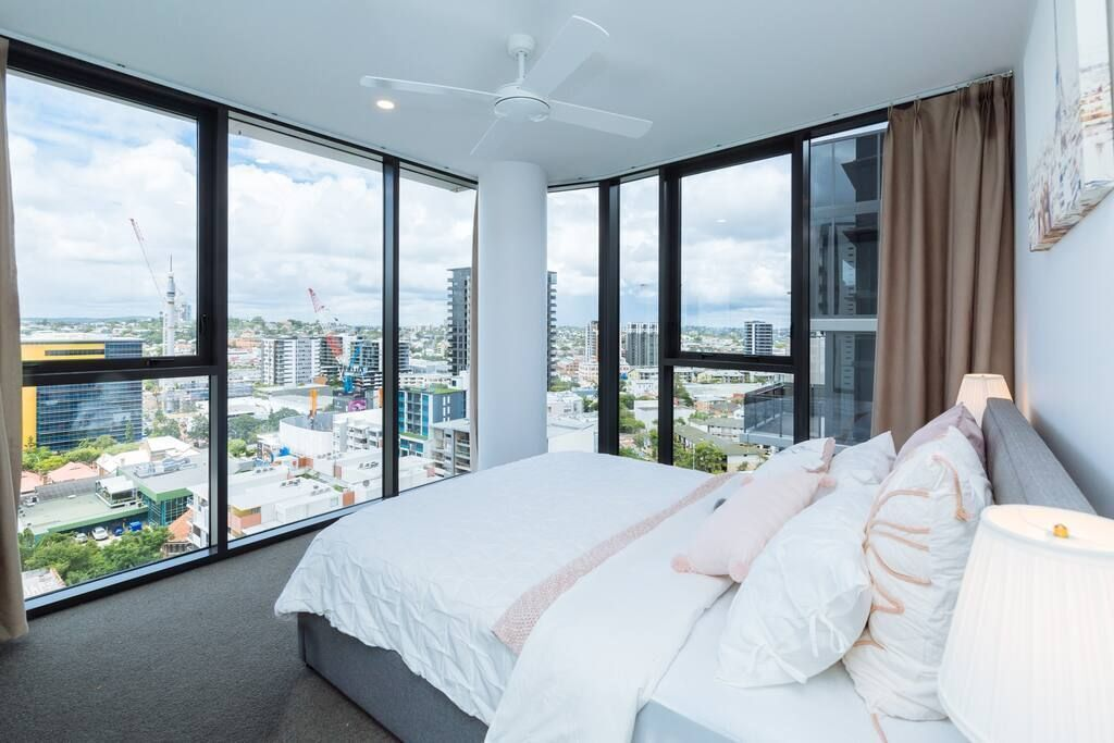 Incredible 2 Bed Apt in Heart of South Brisbane