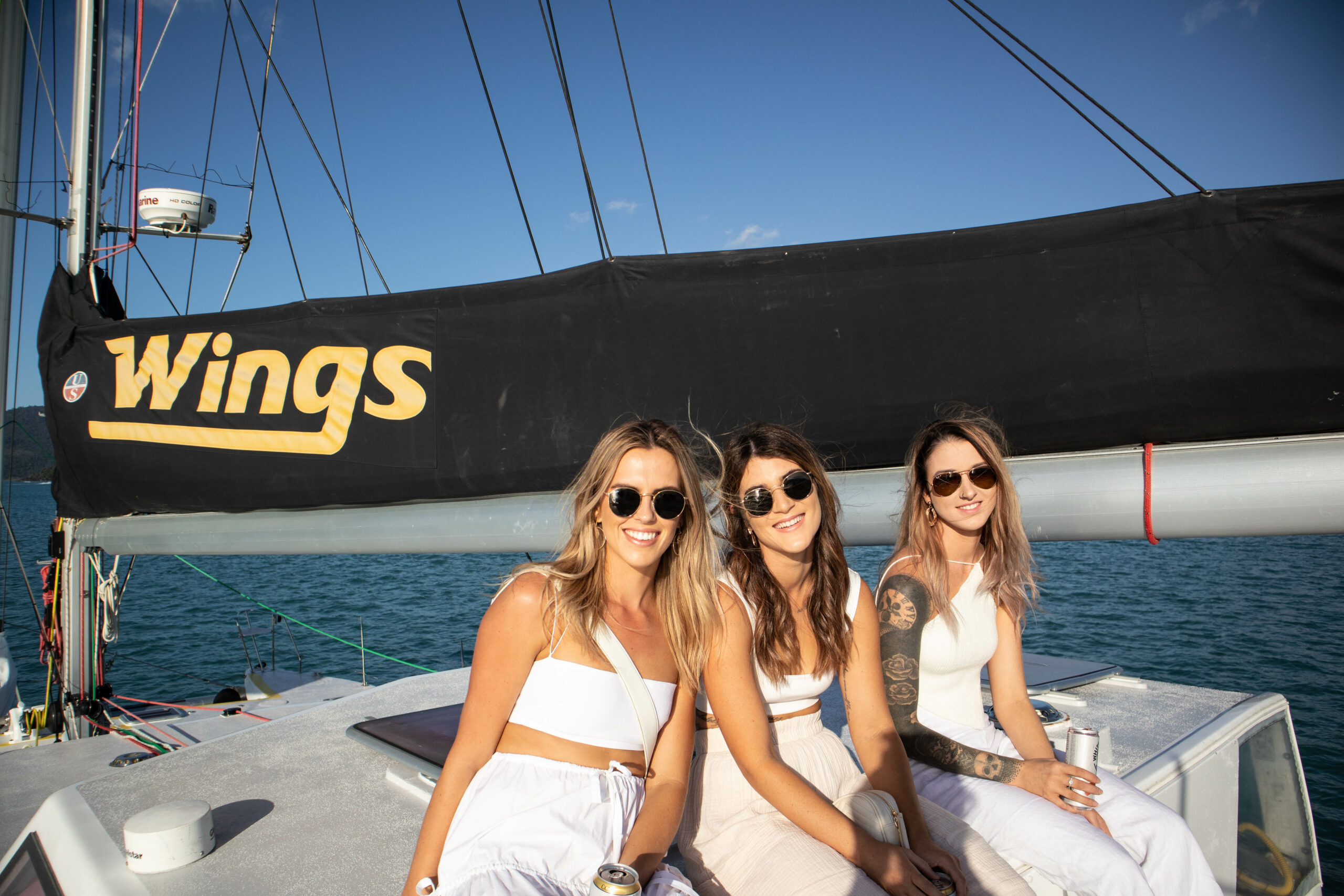 Exclusive Brunch Sail On The Bay