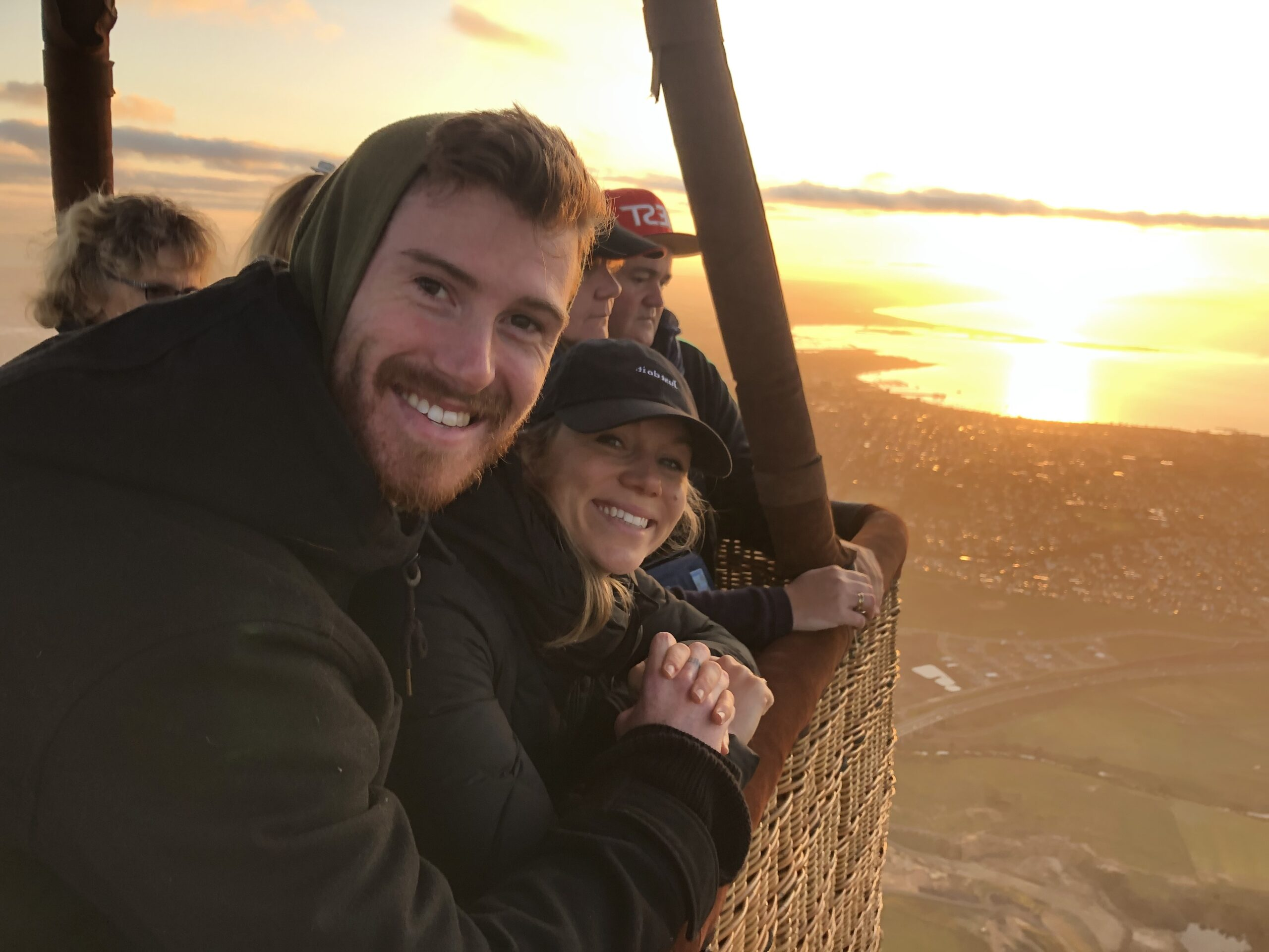 Adventure Balloon Flight Geelong – 2 people