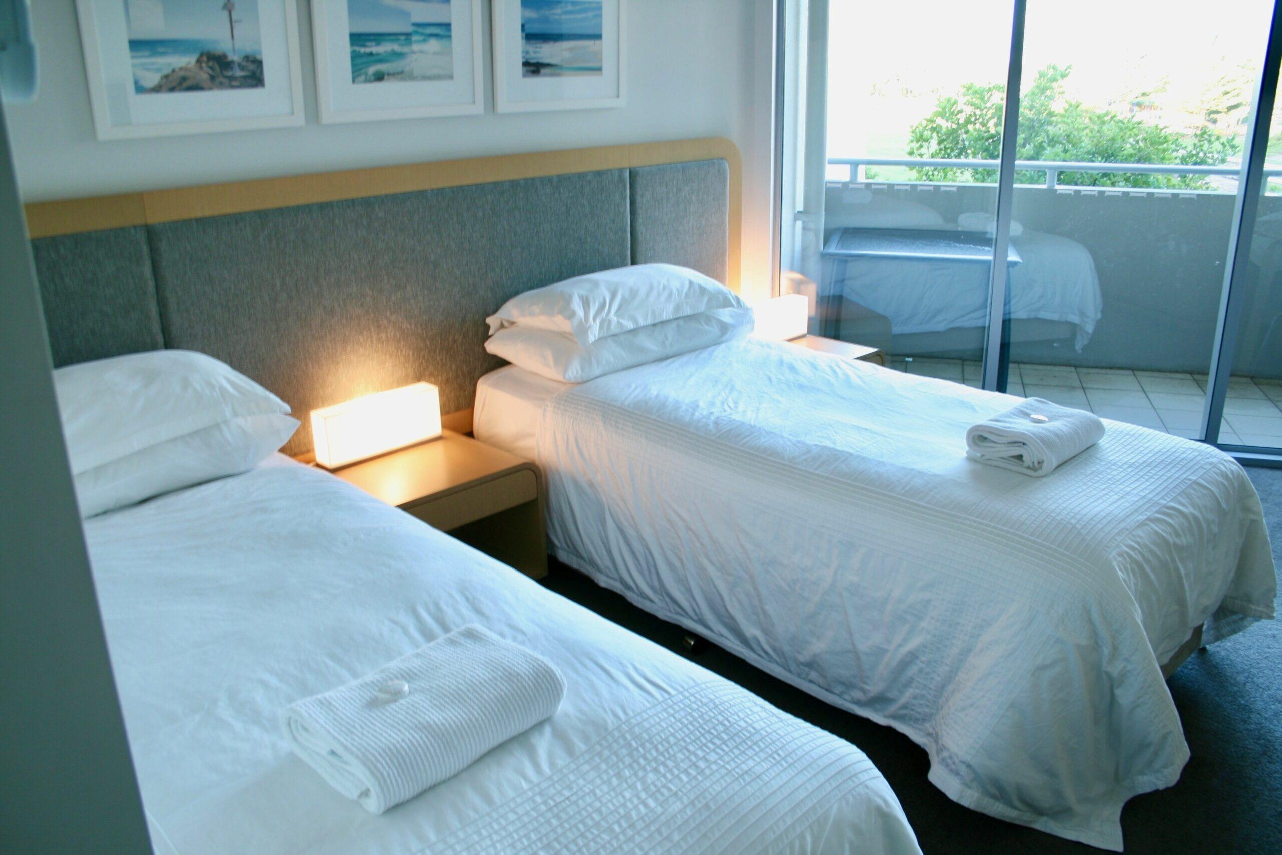 Beachfront Luxury Resort Apartment