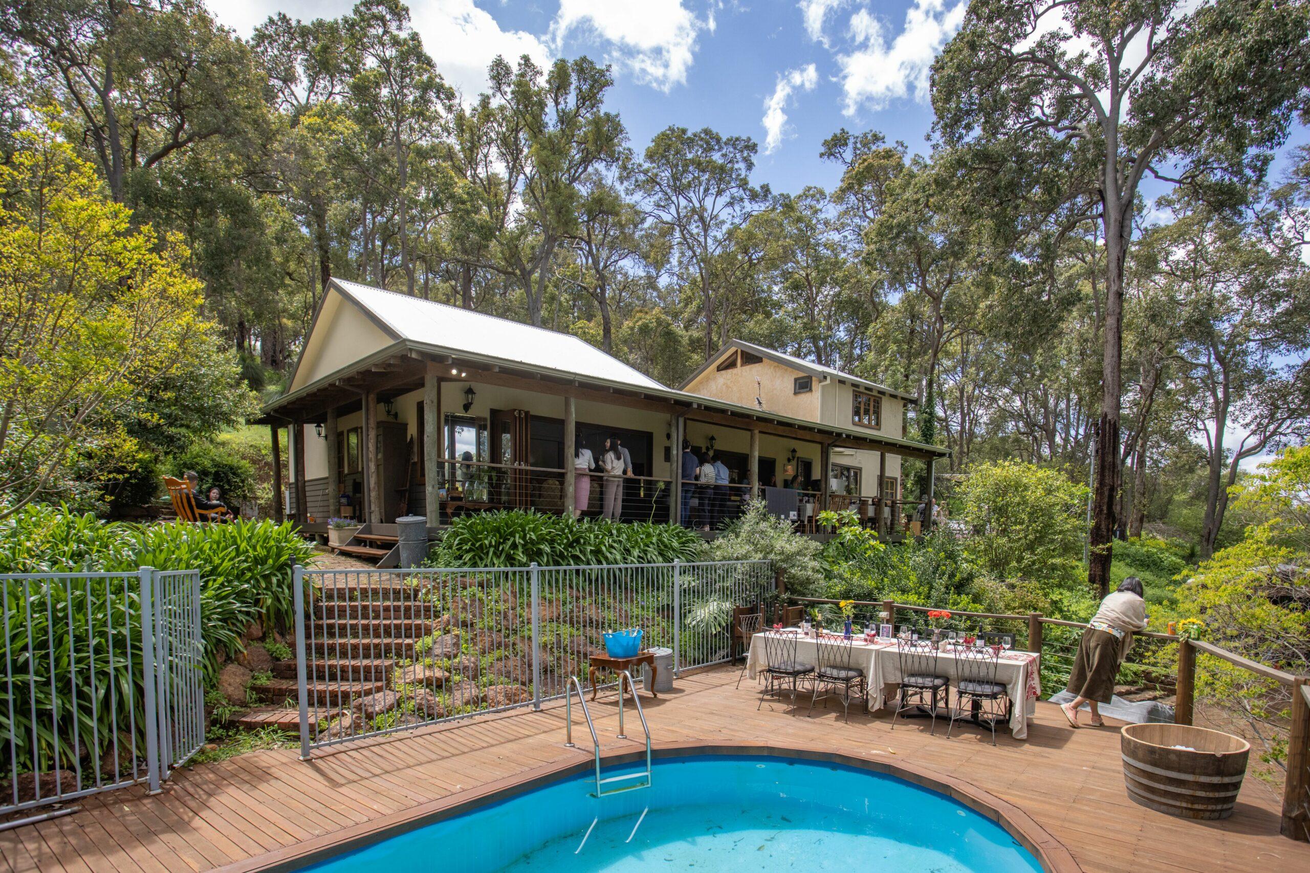 The Getaway Perth Hills