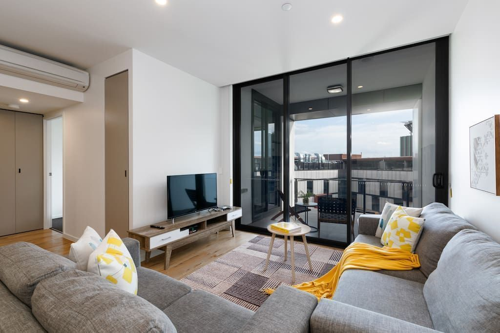 Incredible 1 Bed Apt With Pool & Gym @southbank
