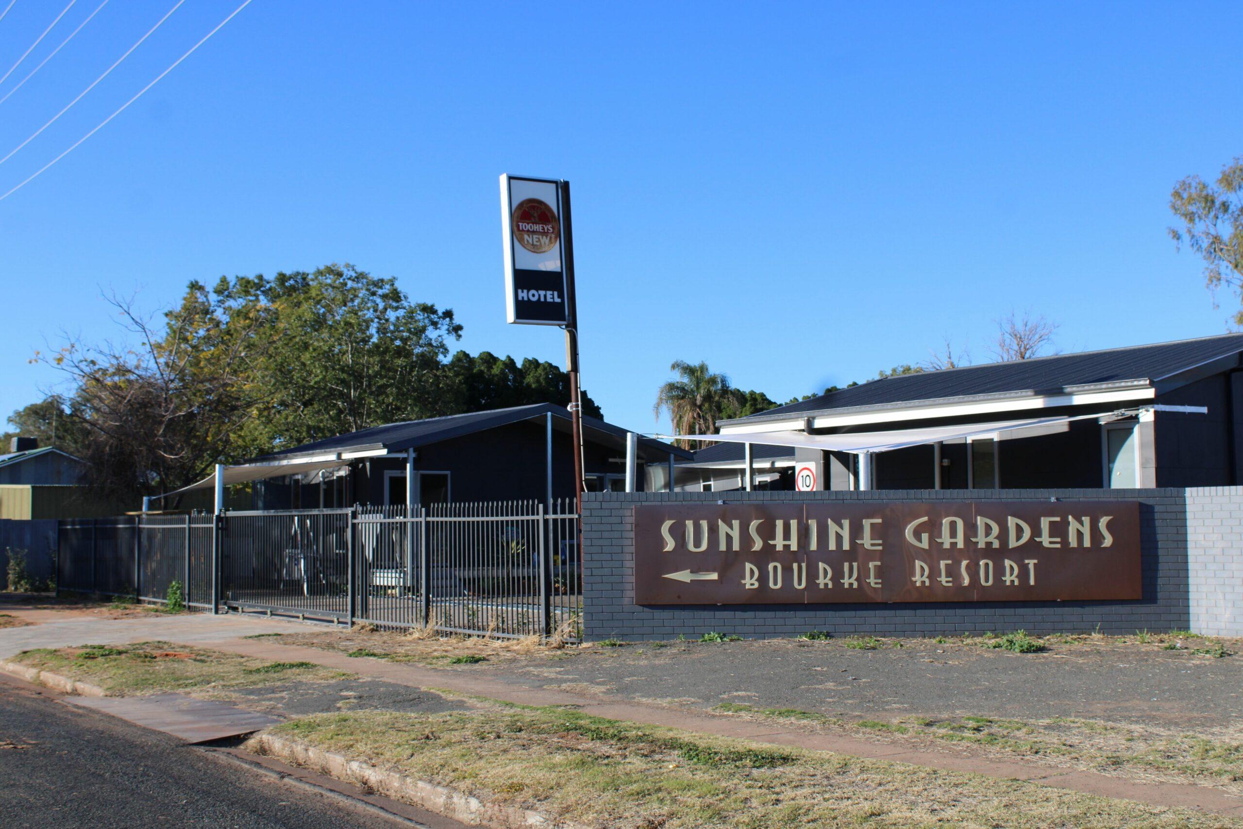 Sunshine Gardens Bourke Resort