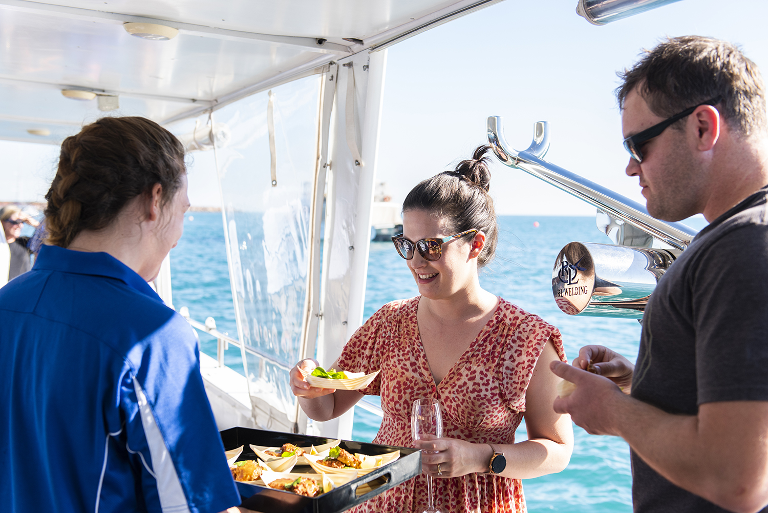 Broome Sunset, Seafood & Pearling Cruise