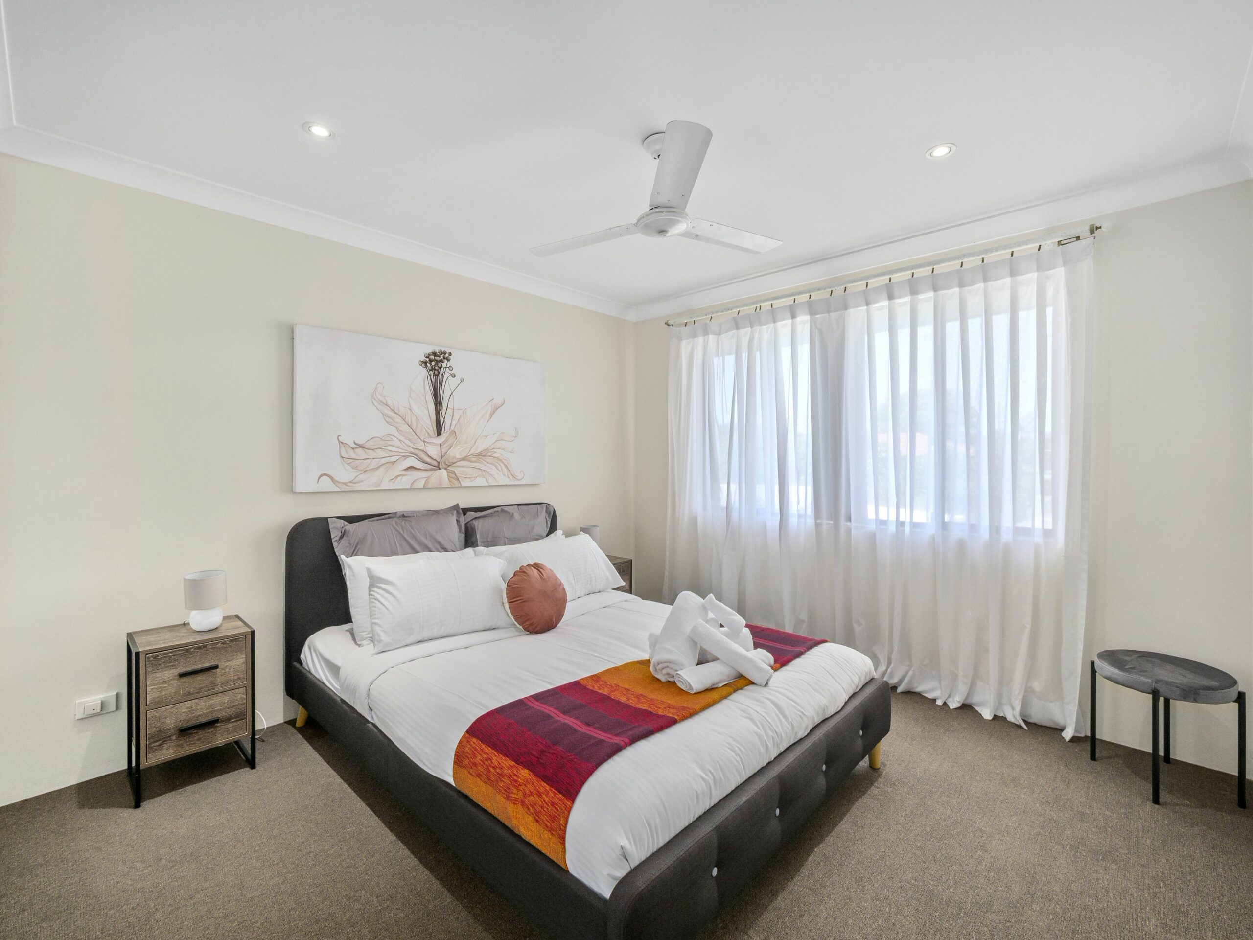 Sawtell Beach Is 500m Away From Excellently Styled Unit