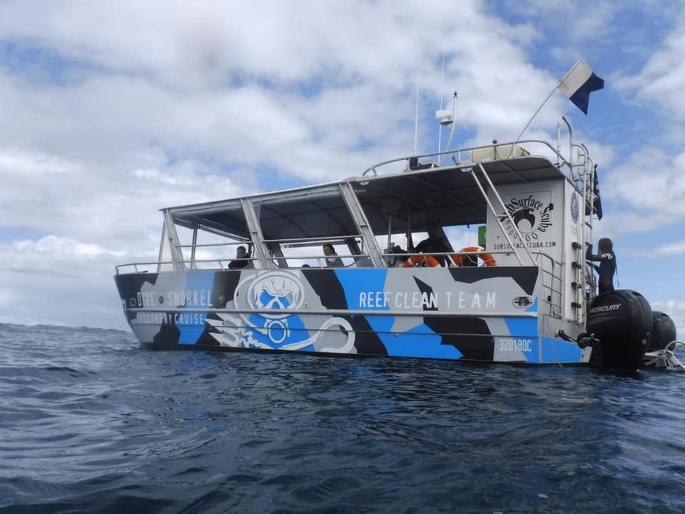 Reef Clean Team – Club Membership