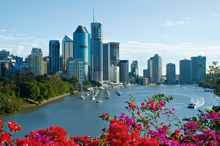 Full Day Island Adventure Cruise From Brisbane Including Lunch
