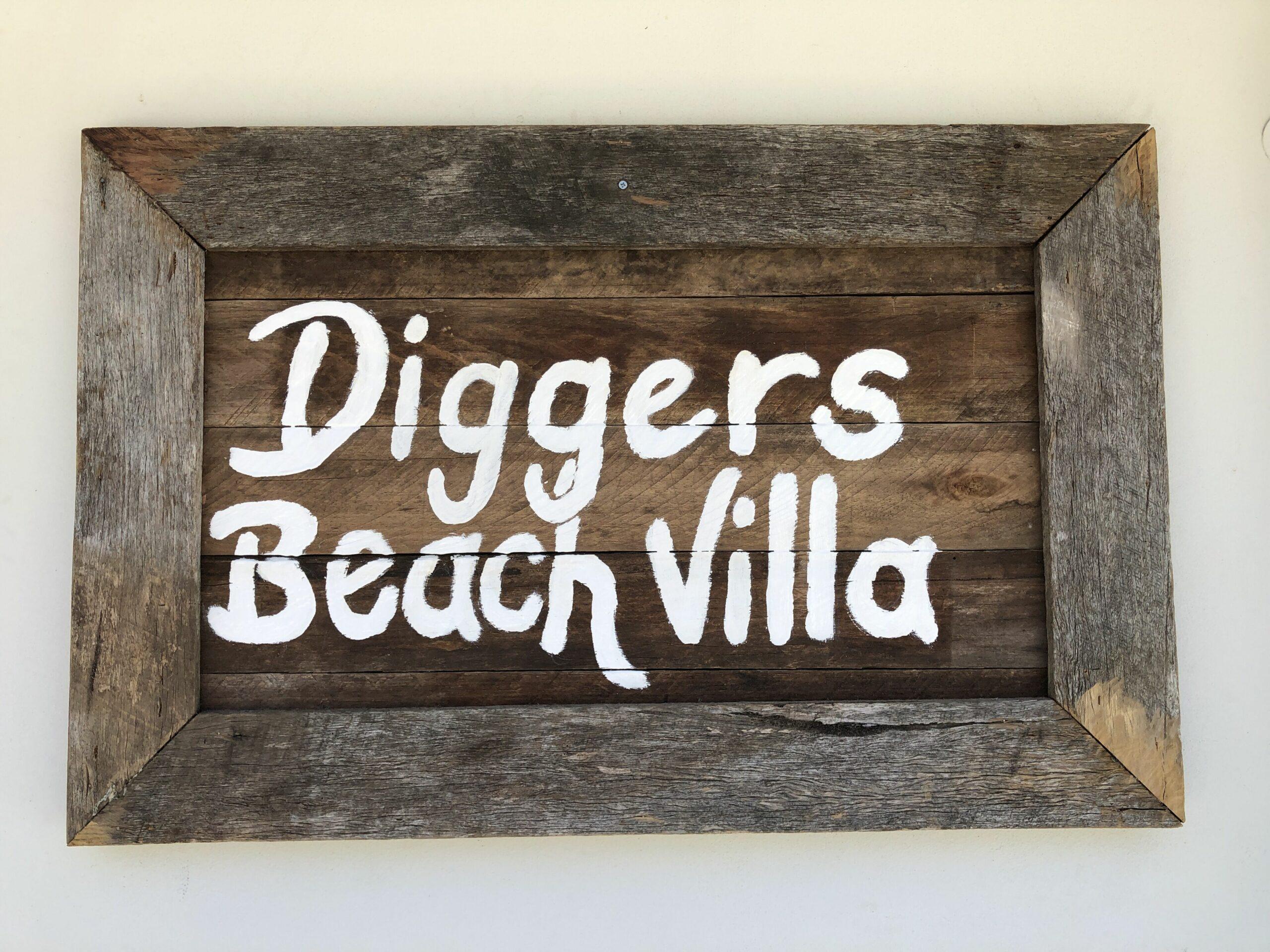 Diggers Beach Villa – 500m to Diggers Beach – 2 Bedroom