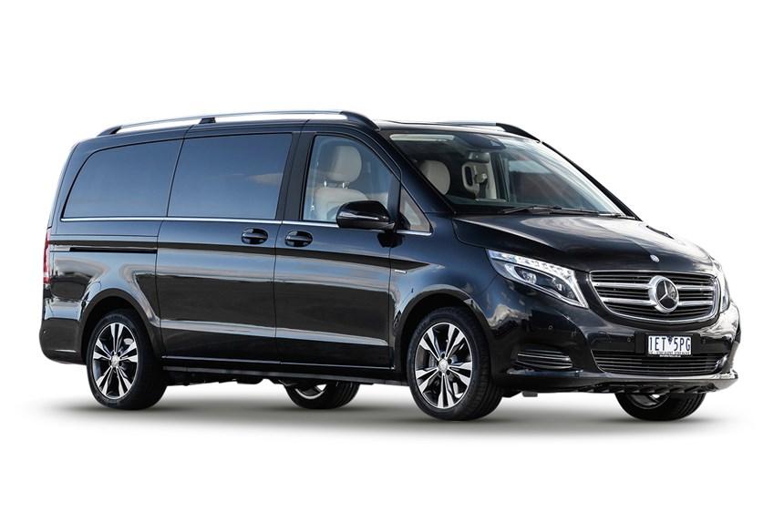 Executive Mini Van – Melbourne South to Melbourne Airport