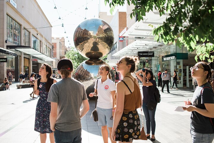 Guided Walking Tour in Adelaide