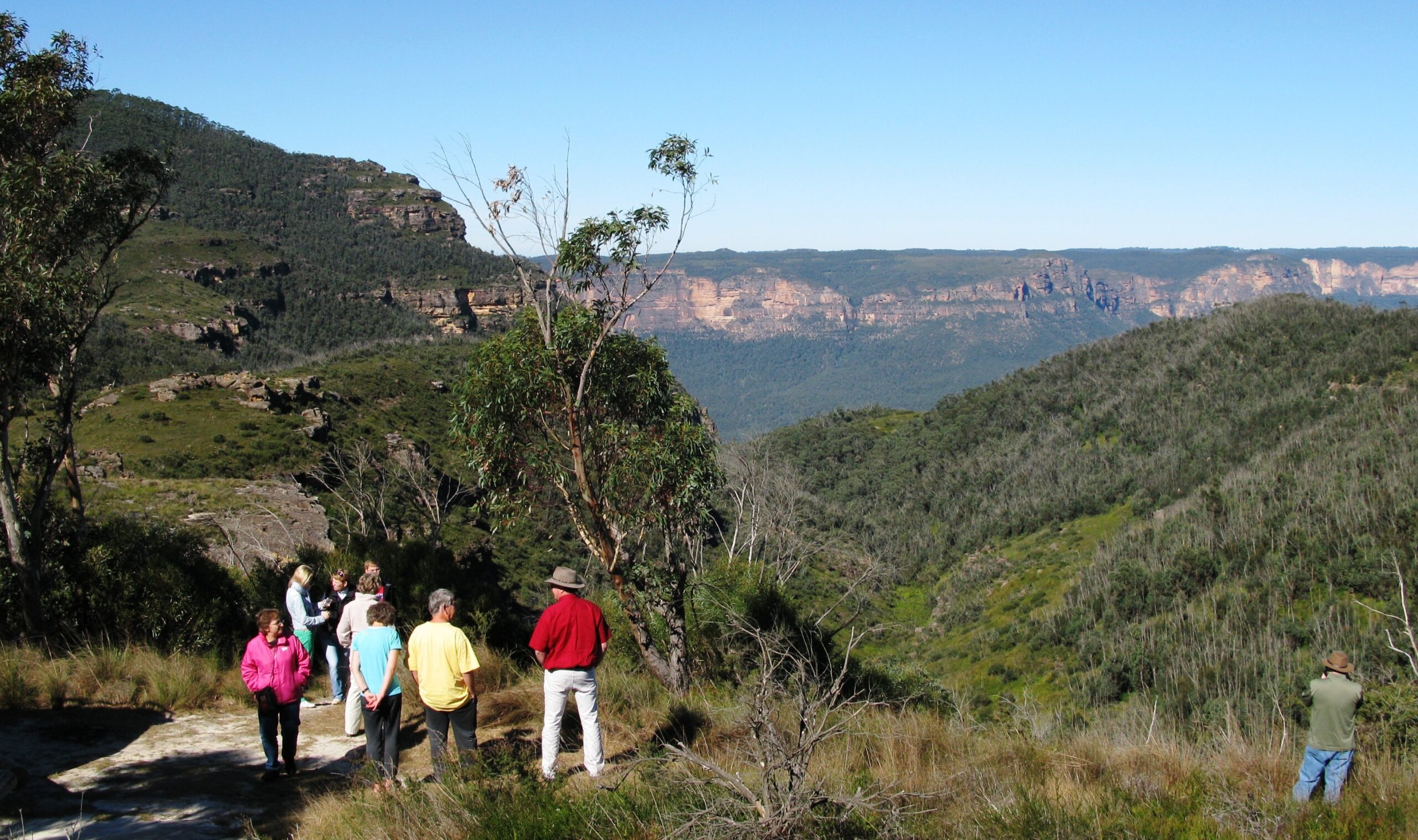 Blue Mountains 2 Day/1 Night Experience  Touring Only Package