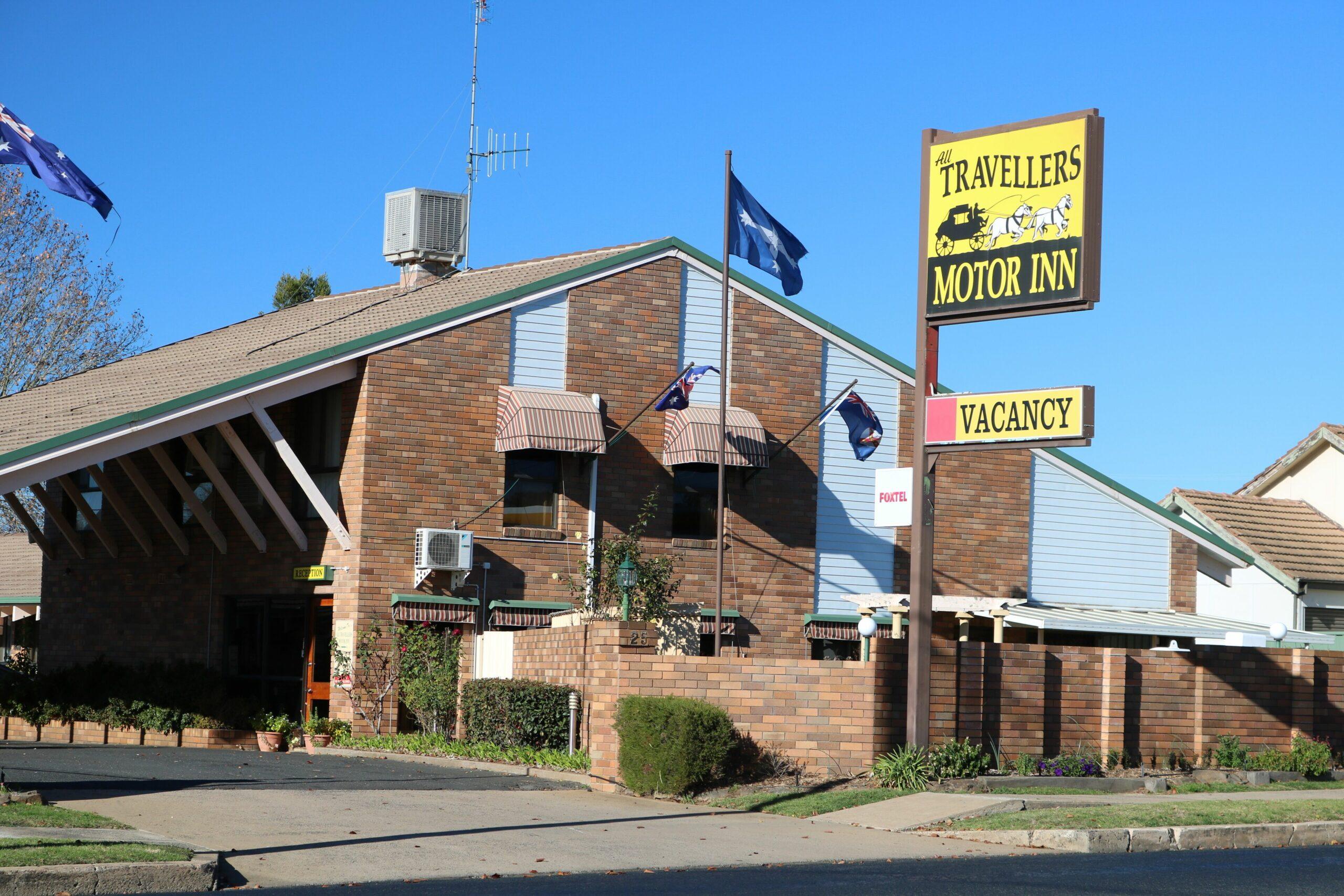 All Travellers Motor Inn