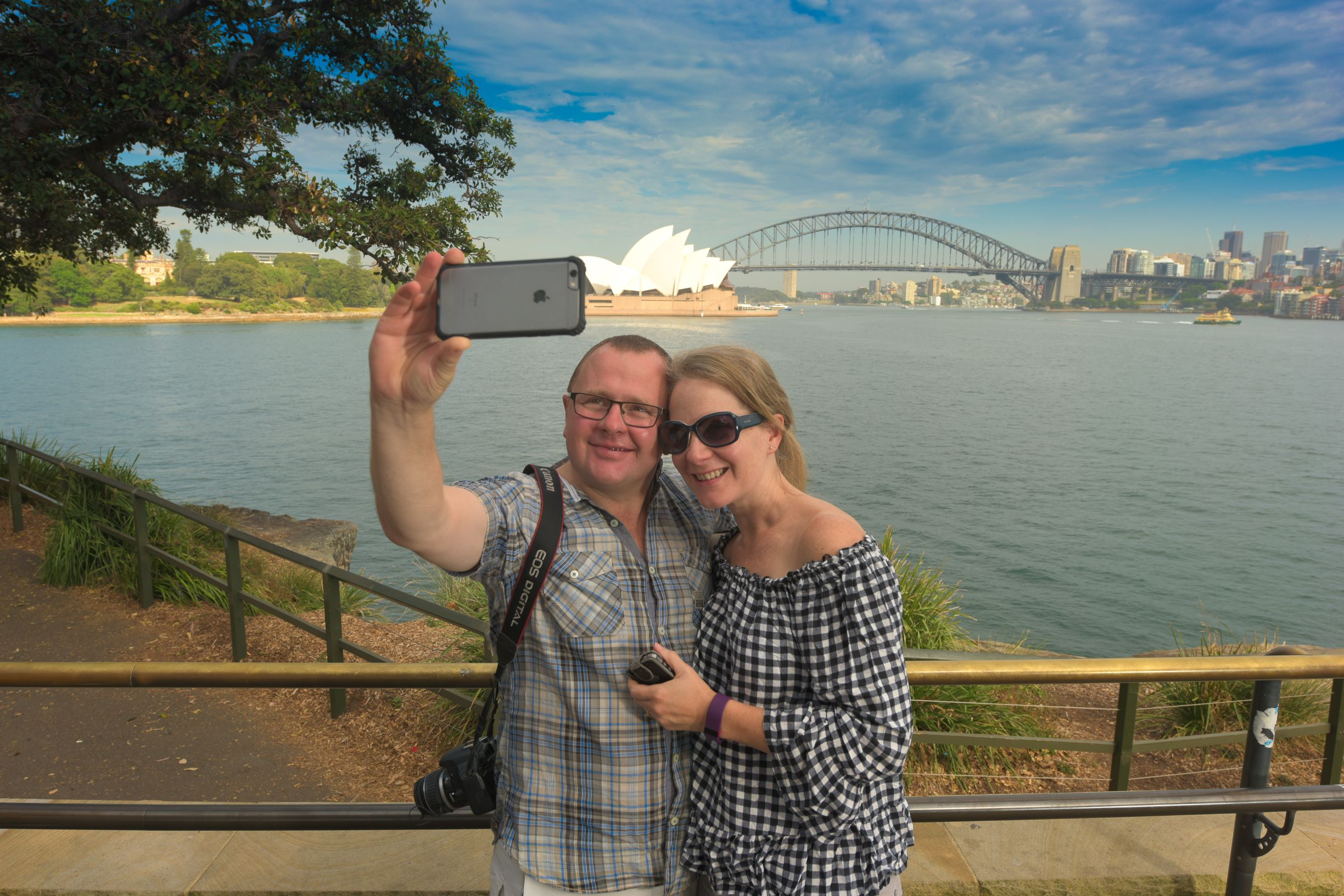 Sydney City Highlights Half Day Morning Private Charter Tour