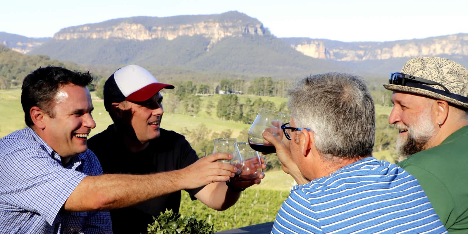 Blue Mountains Winery Tour