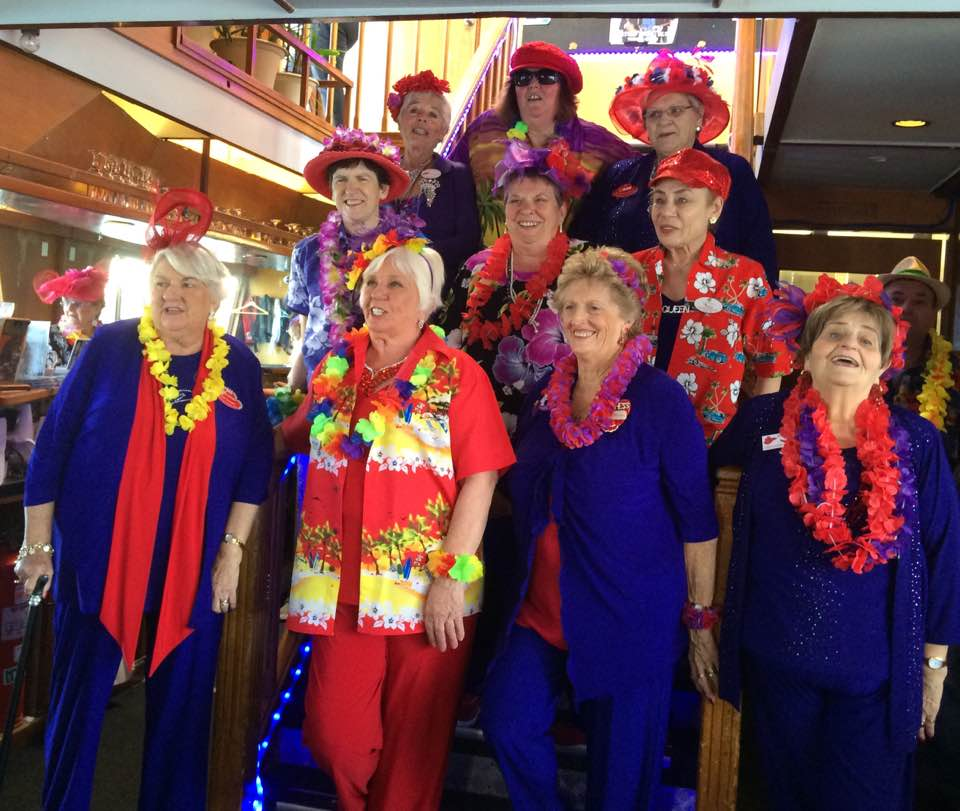 Seniors & Retirees Big Day Out