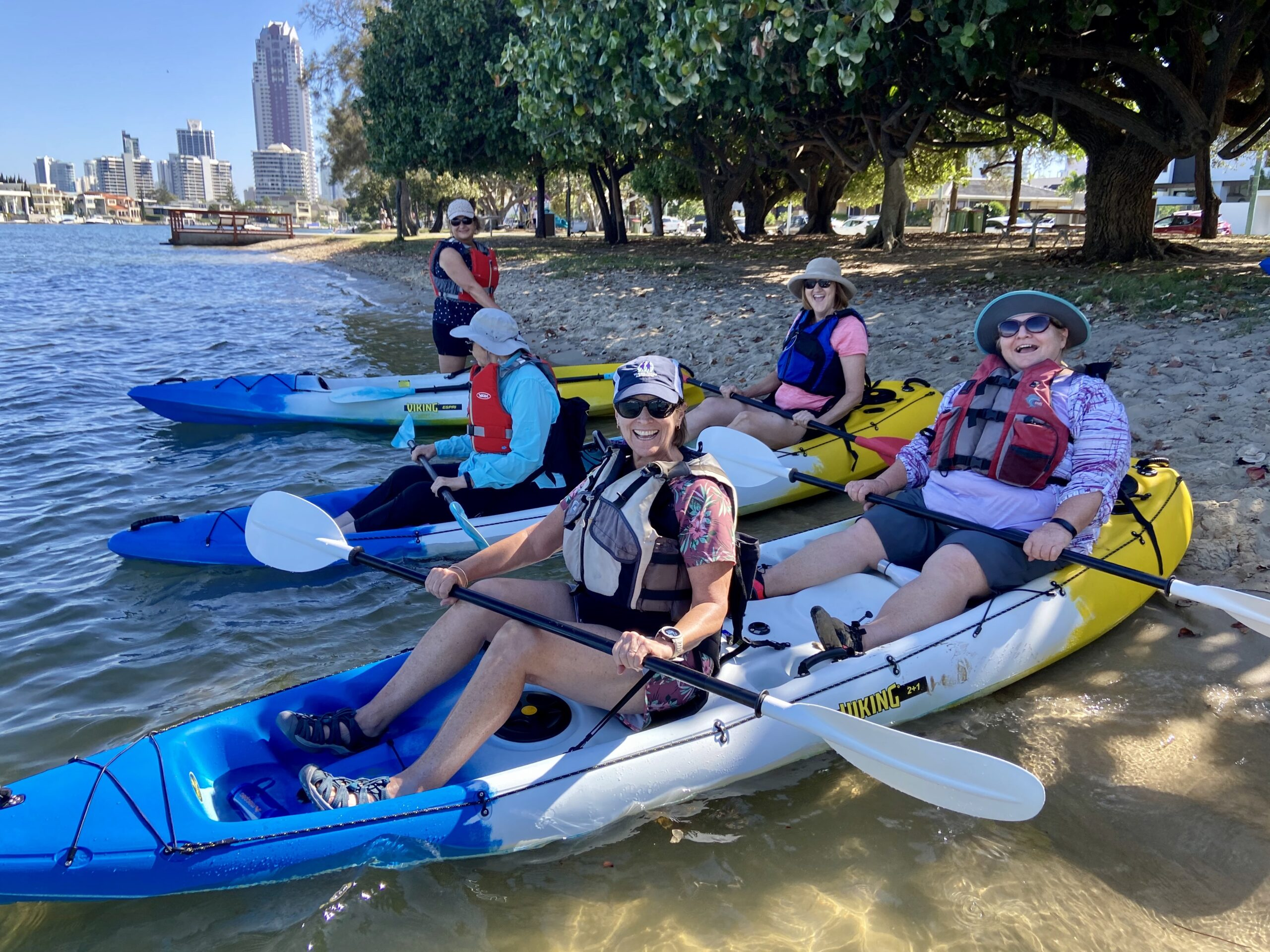 Kayak Hire – Double (2 person)