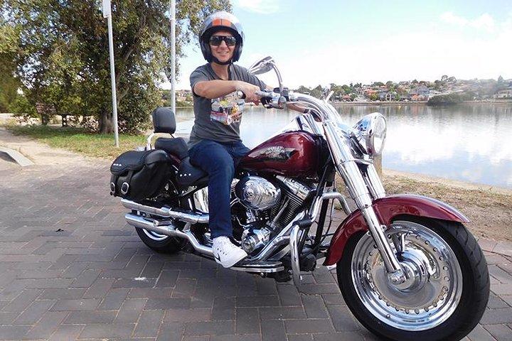 The 3 Bridges Harley Tour - see the main iconic bridges of Sydney on a Harley