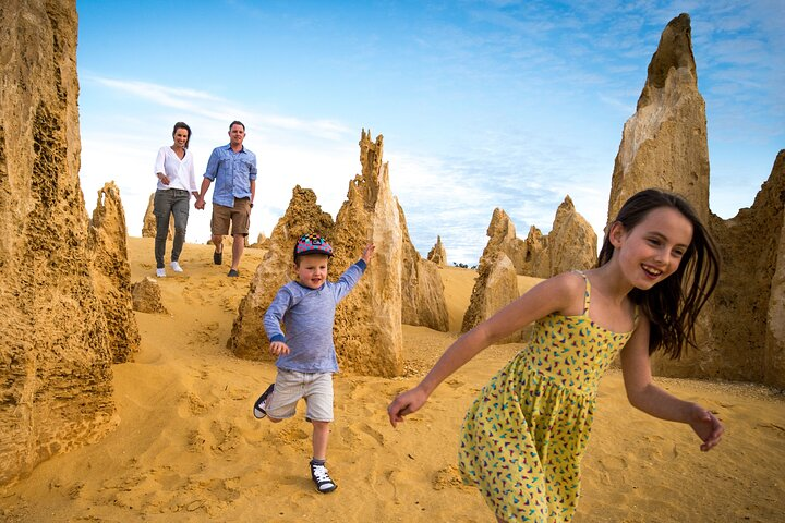 Pinnacles Sunset Dinner and Stargazing Experience a Small Group Tour