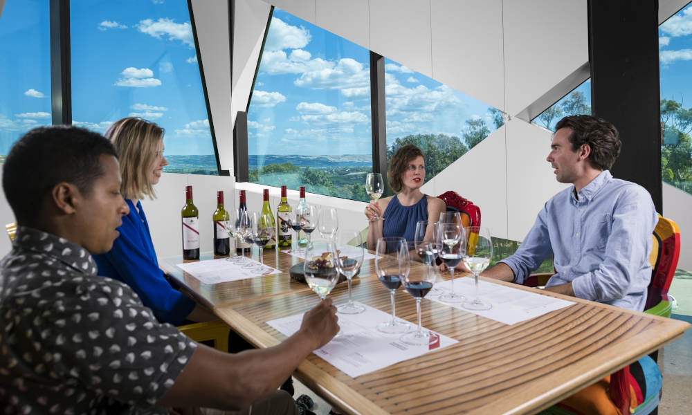 Darenberg Winemaking Experience with Eight Course Degustation