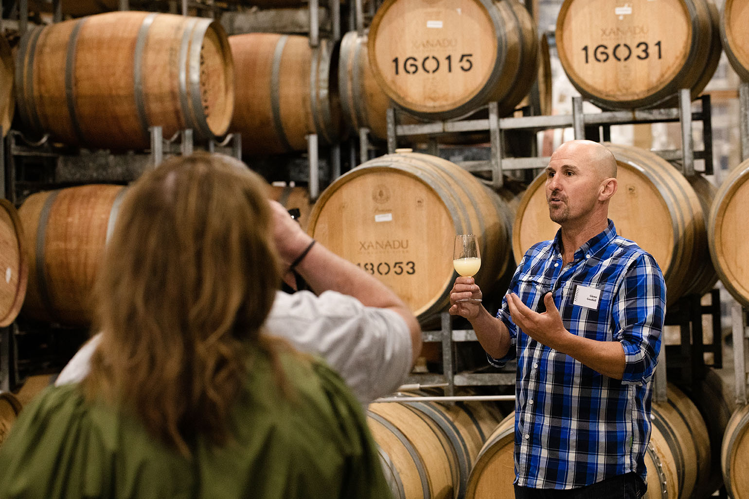 Winery Tour + Tasting