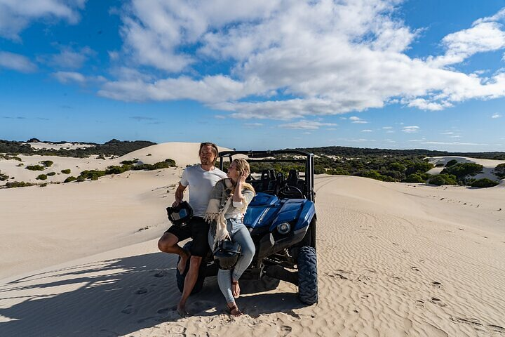 Small-Group Buggy Tour at Little Sahara with Guide