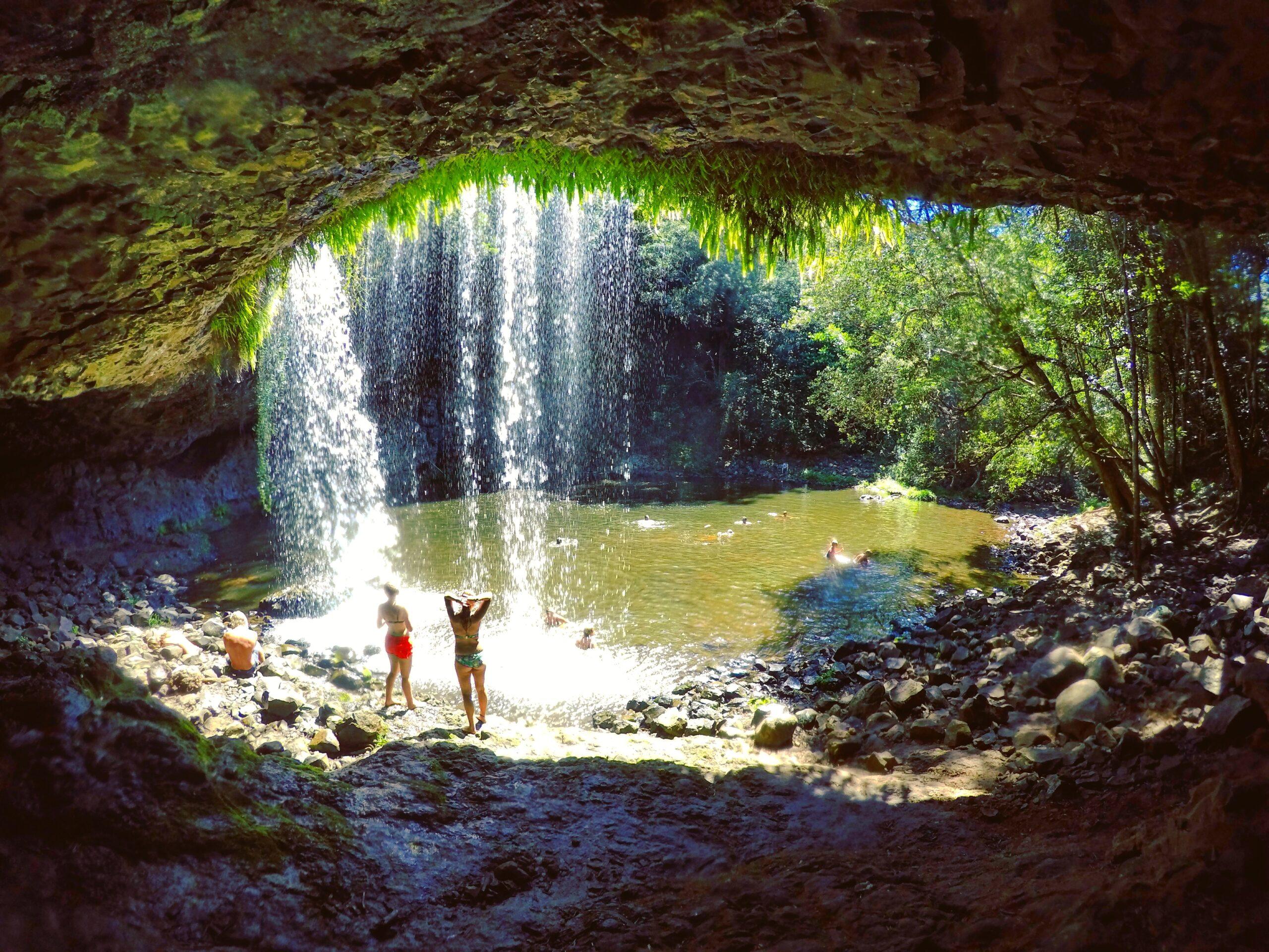 Byron Surrounds: Coastal Waterfall Experience
