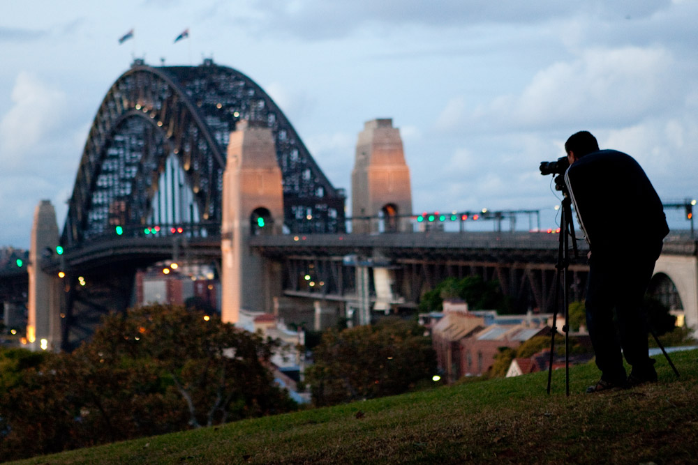 Photography Private Tuition with Australian Master Photographer, Daniel Linnet, AIPP